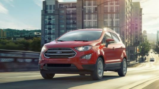 Ford Ecosport Se In Gastonia Nc Tindol Ford