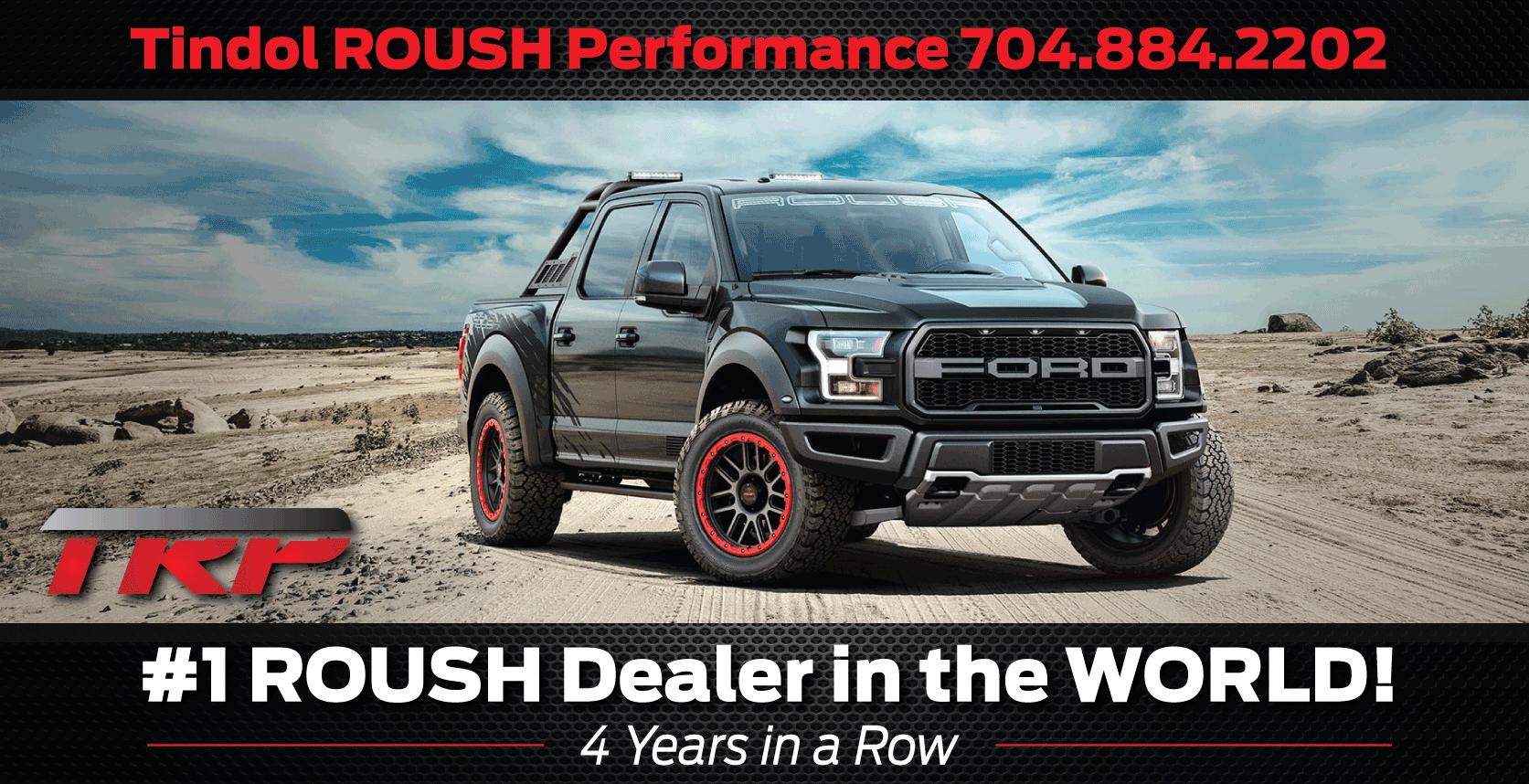 World S Largest Roush Dealer Roush Performance Tindol Ford Roush