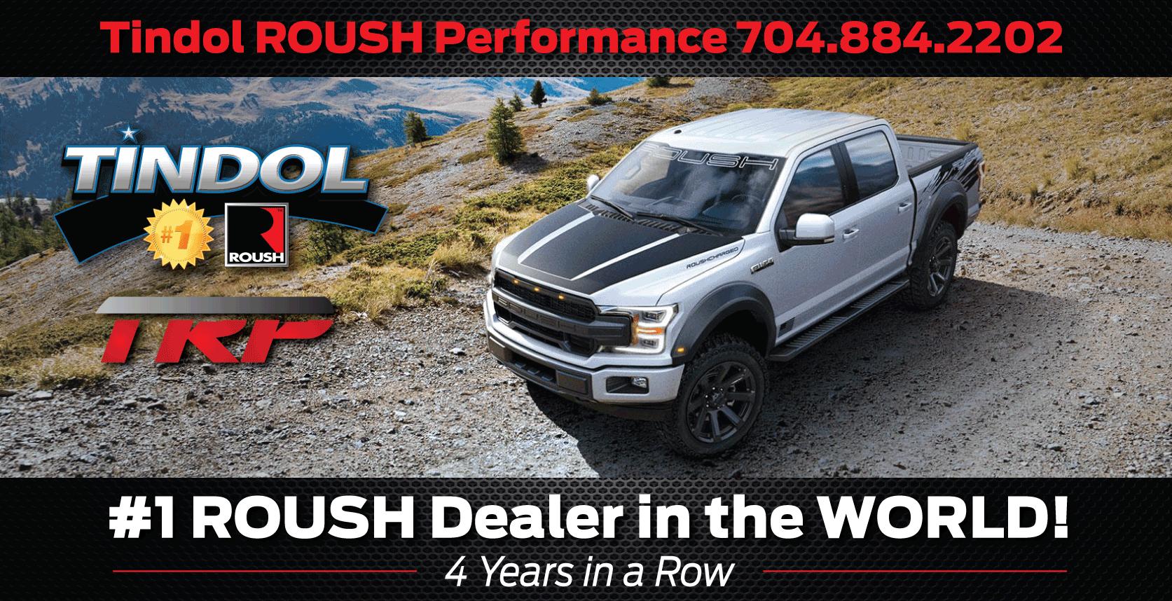 World's #1 ROUSH Dealer - ROUSH Performance | Tindol Ford ROUSH