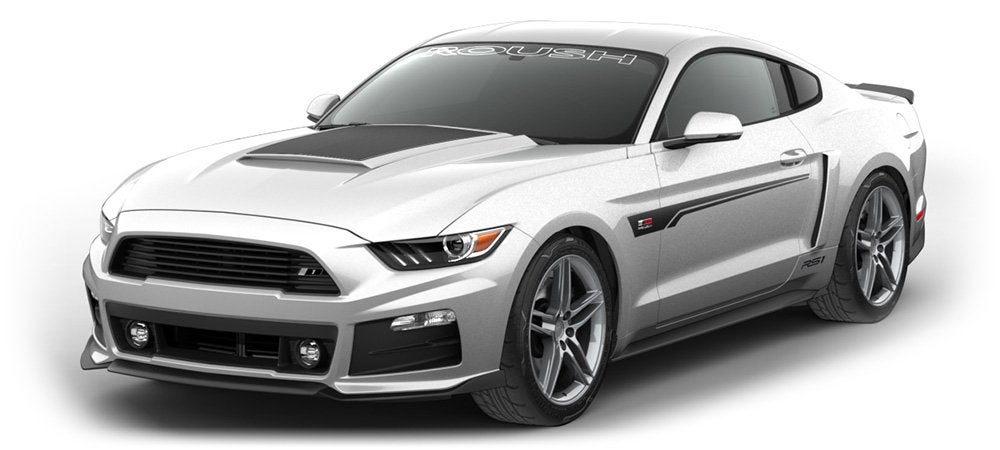 The 2017 Roush Stage 1 Mustang Delivers Performance In An Innovative Package